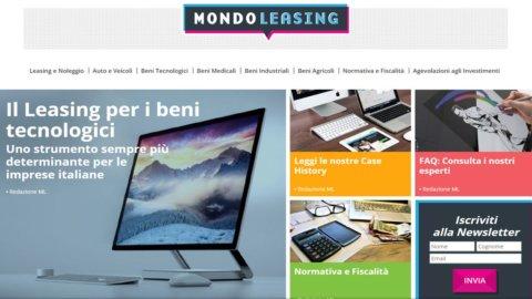 "Banca Ifis: nasce MondoLeasing, il ""blogazine"" al leasing"