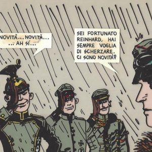 La Grande Guerra illustrata al Castello di Udine
