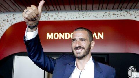 """Bonucci-Milan, Bossi (Banca Ifis): """"Lavoriamo nel calcio da 20 anni"""""""