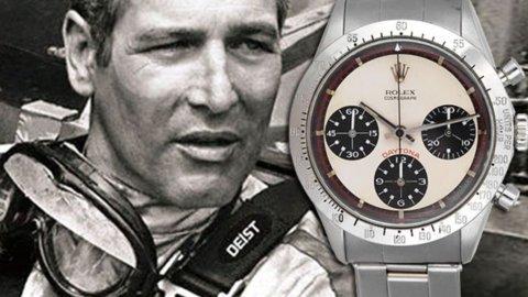 MANIFESTO12: all'asta il leggendario orologio Daytona di Paul Newman per sostenere la filantropia