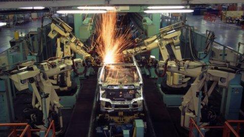 Più robot, meno occupazione: è l'industria del futuro