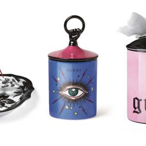 Le porcellane Ginori nella collezione Gucci Décor