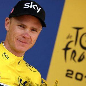 Tour de France, Froome trionfa: è poker