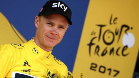 Tour de France, la crono incorona Froome