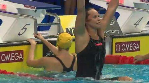 Mondiali di nuoto: Pellegrini oro nei 200 sl