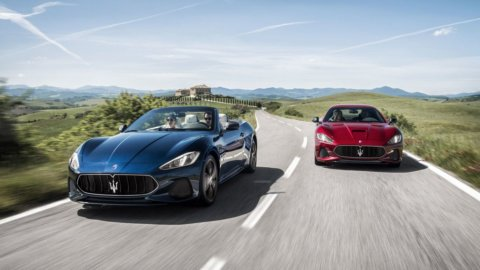 Fca, trimestre record: utile adjusted +52%, brilla Maserati