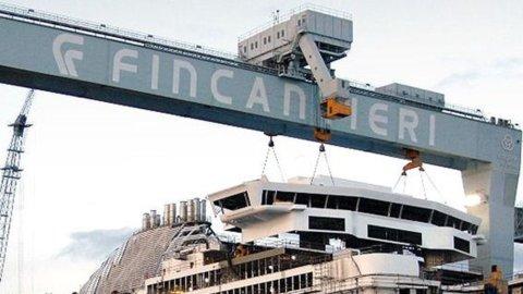 Fincantieri – Stx: prima offerta comune