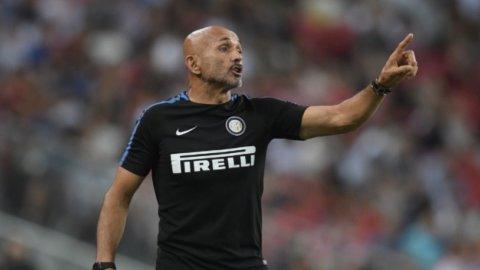 Inter prima se batte la Samp