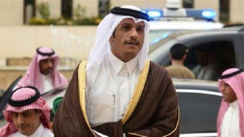 Qatar: 5 miliardi all'Italia per 7 navi militari