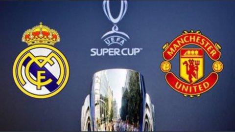 Supercoppa europea, sfida Zidane Mourinho