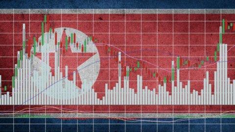 Effetto Corea: Borse in calo e oro ai massimi
