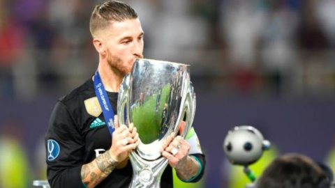Supercoppa europea al Real Madrid