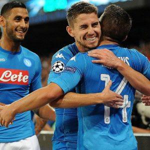 Champions, preliminari: Napoli-Nizza 2-0