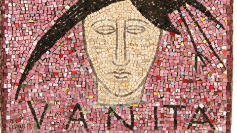 Scultura a Ravenna:  Fontana, Mirko, Paladino