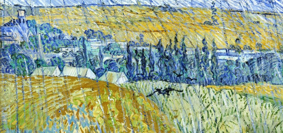 Vicenza, Van Gogh tra il cielo e il grano