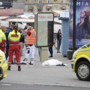 Attentato in Finlandia: morti e feriti