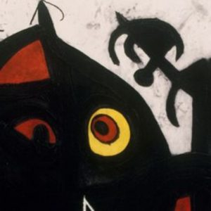 Joan Mirò in una Barcellona che ha cambiato colori
