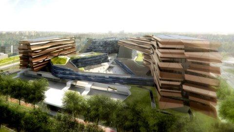 Tre nuovi grattacieli a Milano: nasce la nuova sede dell'Eni