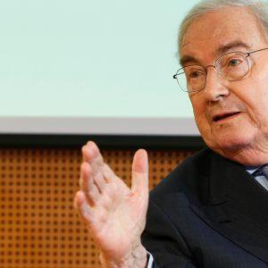 Addio a Guido Rossi, ex presidente Consob e fine giurista