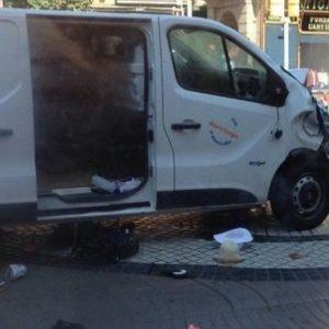 Barcellona, trovato e ucciso l'autista killer