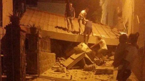 Terremoto Ischia: 2 morti, 2.600 sfollati