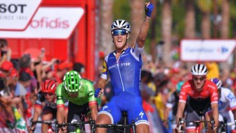 Vuelta: bis di Trentin, Froome sempre leader