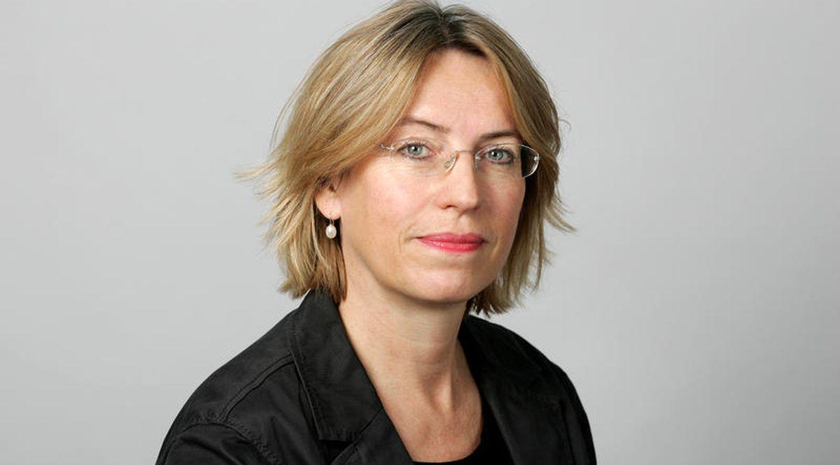 Regina Krieger corrispondente di Handelsblatt