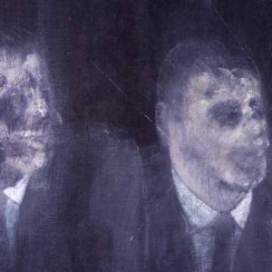 Francis Bacon: Two Americans alla Fondazione Magnani Rocca