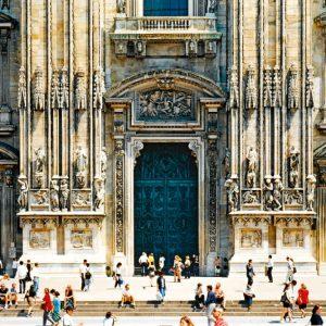 """""""Duomo di Milano"""", in asta la fotografia di Thomas Struth: 300-500 mila dollari"""