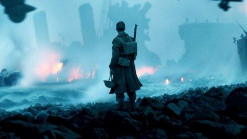 """Cinema, per gli appassionati di guerra ecco """"Dunkirk"""""""