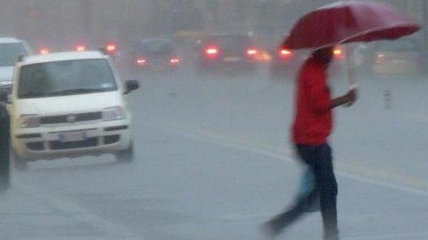 Pioggia, vento e anche neve: Italia travolta dal freddo