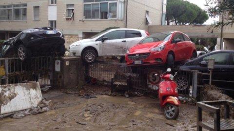 Generali Italia: agevolazioni per gli alluvionati di Livorno