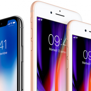 Tim, Vodafone, Wind: dal 22 settembre iPhone 8 e 8 Plus