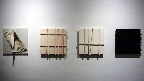 Milano, Palazzo Reale: una mostra per Agnetti e il suo romanzo