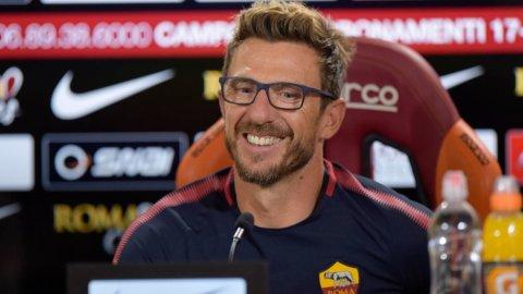 L'Inter difende il primato, la Roma cerca la riscossa