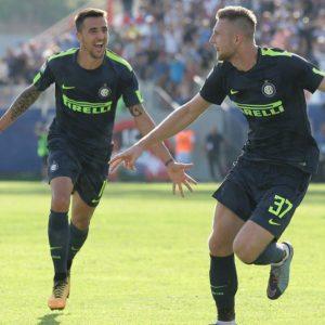 L'Inter fa poker ed è capolista, il Milan vuol sfatare il tabù Udinese