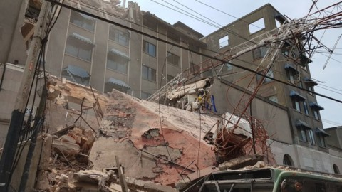 Terremoto in Messico: centinaia di morti