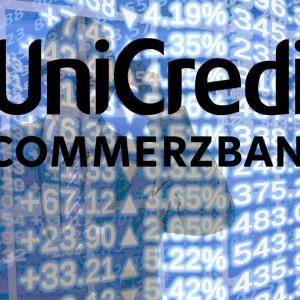 Unicredit-Commerz spaventa la Borsa, il Btp soffre per la Spagna