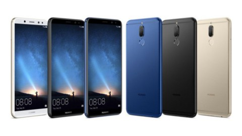 Smartphone, Huawei contro tutti