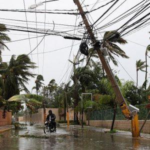 Porto Rico: cede diga, allarme alluvioni