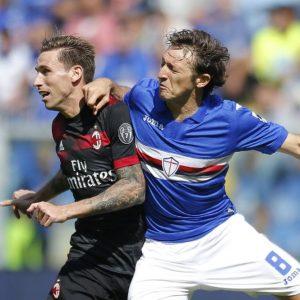 Inter vince a fatica, Milan ko con la Samp
