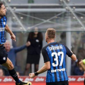 Inter vince a fatica, Milan flop con la Samp