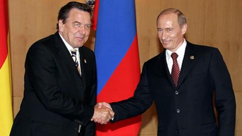 Rosneft: Schroeder verso la presidenza