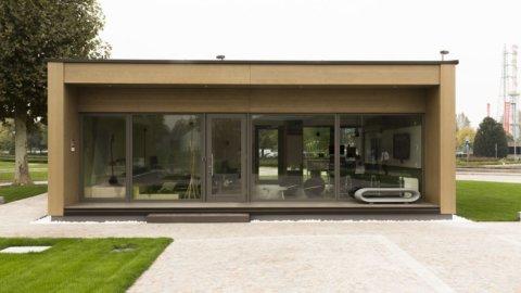 Generali, Gentiloni visita l'Innovation Park di Mogliano