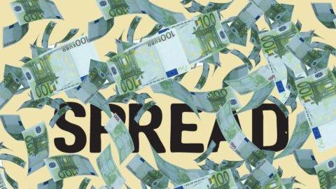 Spread sempre più giù: festeggiano banche e Borsa