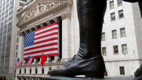 Wall Street in rialzo riduce le perdite delle Borse europee